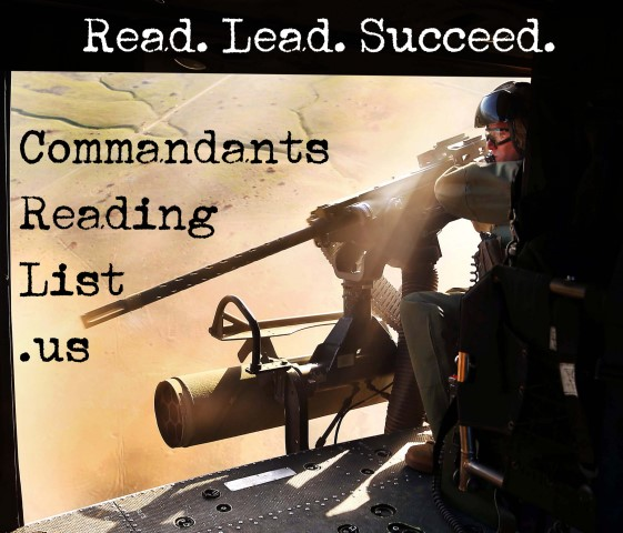 Commandant's Reading List